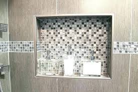 wall tile trim edging tiles edging wall tile trim edging double shower niche metal trim and