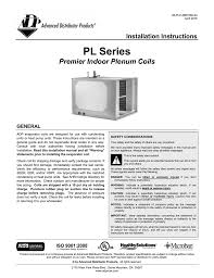 Adp Piston Size Chart Installation Instructions Advanced Distributor Products