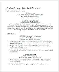 Credit Analyst Resume Example Credit Analyst Resume Best Of Resume 50 Lovely Financial Analyst