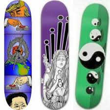 Skateboards Designs Design Your Own Archives Whatever Skateboards
