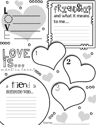 3483c7ee9f51ad673cf34dd64cc0f44b holiday activities valentines day activities 143 best images about kids dbt on pinterest friendship, children on dbt worksheets