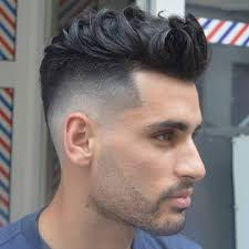 21 wide mohawk haircut