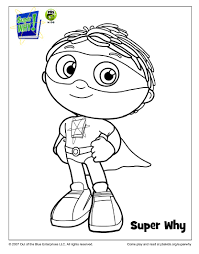 Small Picture Super Why Coloring Coloring Coloring Pages