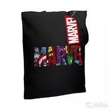 Шоппер (холщовая <b>сумка</b>) <b>Marvel Avengers</b> купить в Санкт ...