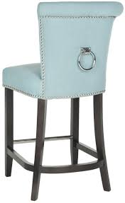 upholstered swivel bar stools. Bar Stools Upholstered Swivel Blue Leather Counter Agreeable Teal With Regard To Decorations Adjustable