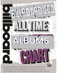Billboard Charts 2018 Update Thread Billboard 200 All Time Albums Artists Chart