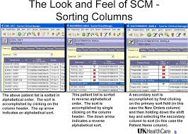 Sunrise Clinical Manager Scm View Only Training Pdf Free