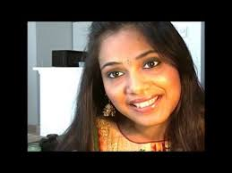 indian party makeup green smokey eyes pink lips makeup diwali makeup 2016 um dark skin tone you