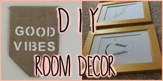 White And Gold Decor Diy Tumblr Room Decor White Gold Youtube
