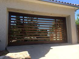 image of modern garage doors type