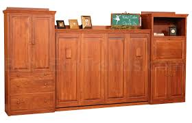 amish camden murphy wall bed made in