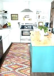 rug runners for kitchens kitchen rug runner washable rugs area charming within runners inspirations