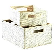 13x13 storage bins fabric storage bins fabric storage bins target a box bin whitewash rattan with 13x13 storage bins fabric