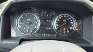 Dodge 3500 Service 4wd Light 2011 Dodge Ram Service 4wd Acting Up Youtube