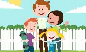 Znalezione obrazy dla zapytania wiersz o rodzinie dla przedszkolaków