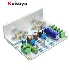 <b>JLH</b> 1969 <b>Class</b> A audio hifi power Amplifier Board MOT/2N3055 ...