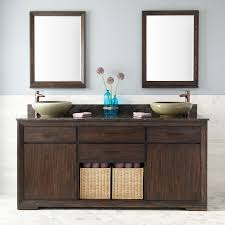 rustic bathroom double vanities.  Rustic Bathroom Rustic Double Vanities Fascinating Pict For  Concept And Sink Vanity In O