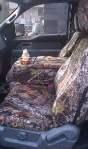 custom fit camo seat covers question