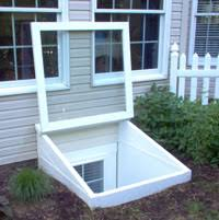 basement window well covers. Premium Egress Well Kits Basement Window Covers