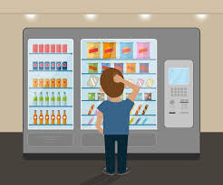 Vending Machine Cartoon Impressive How Vending Machines Became An Unlikely Image Of IoT Mobility