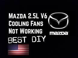 93 02 mazda 2 5l v6 ac cooling fans not working bundys 93 02 mazda 2 5l v6 ac cooling fans not working bundys garage