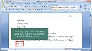 Mla In Text Citation For Website Mla In Text Citations Middleschoolmaestros Com Classroom
