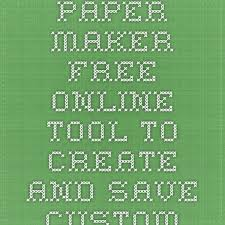Free Custom Graph Paper Graph Paper Maker Free Online Tool To Create And Save