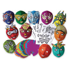 Craft Masks To Decorate
