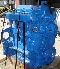 ford tractor complete engine ford rebuilt engines