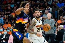 Nuggets beat Suns 110-98, reigning MVP Jokic scores 27 points