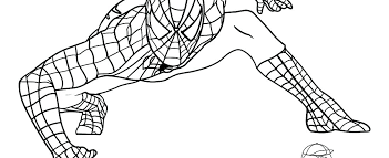 Amazing Spiderman Coloring Pages Dr Schulz