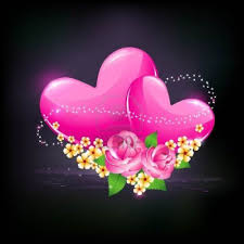 Pictures Of Hearts And Flowers Hearts And Flowers Background Google Search Heart Heart