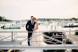 corinthian yacht club wedding of danielle and dave marblehead ma kelly benvenuto photography
