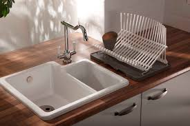 Kitchen Sink Drain Rack Kitchen Sinks And Drainers Best Kitchen Ideas 2017