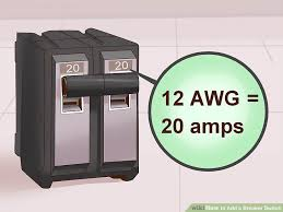 how to add a breaker switch (with pictures) wikihow How To Wire A Breaker Box To Another Breaker Box image titled add a breaker switch step 3