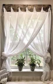 Simple Farmhouse Window Treatments Farmhouse Simple Things