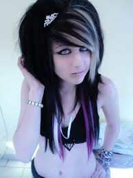 Emo Girl Hair Style emo hairstyles emo hair emo haircuts june 2011 8098 by wearticles.com