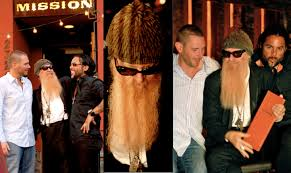No worries about a bad hair day ever. Update Slideshow Zz Top S Billy Gibbons Visits West Seattle Westside Seattle