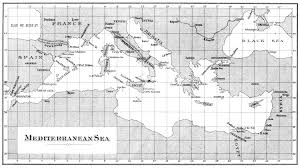 Timeline Chart Of French Revolution From 1774 To 1848 The Project Gutenberg Ebook Of The Influence Of Sea Power