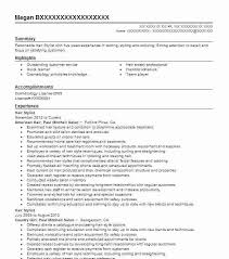 salon resume sample hair stylist resume tanning salon manager resume example