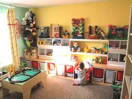 Awesome Kids Playroom Design Ideas