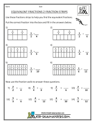 Best 25+ Equivalent fractions ideas on Pinterest   Equivalent ...