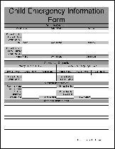 Free Babysitting Forms