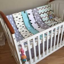 Baby bedding sheets cotton kids soft crib sheet 150110cm baby