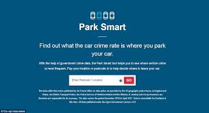 co op insurance has created a new interactive tool that displays the number of vehicle