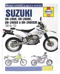suzuki drz400sm wiring diagram wiring library image is loading haynes manual suzuki drz400 00 05 drz400e