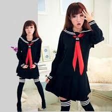 Online Shop <b>JK Japanese School sailor</b> uniform fashion school ...