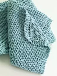 Beginner Knitting Patterns Custom Image Of Diagonal Comfort Blanket = Skill Level Easy Great