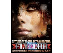 Nightclub Flyer Template – Buy Printable Party Flyer, Club Flyer ...