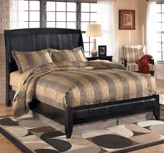Signature Design by Ashley Harmony Eastern King Upholstered Sleigh Bed -  Item Number: B208-